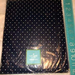 NEW Kate Spade notebook folio